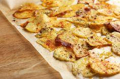 Abusez-en pas trop, mais je vous donne la meilleure recette au monde pour faire des chips maison.