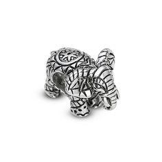 VIVARA Life | Pingente Elefante Étinico Prata R$100