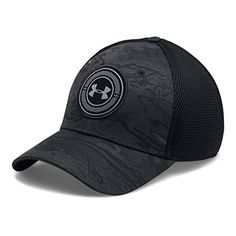 Under Armour Mens Golf Eagle 40 Cap BlackSteel LargeXLarge * Continue to the product at the image link.