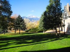 Colorado College Campus...I would love to go here!