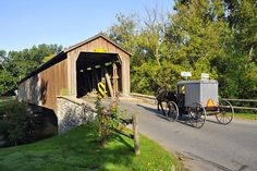 Hunseckers Mill Covered Bridge Photograph  - Hunseckers Mill Covered Bridge Fine Art Print