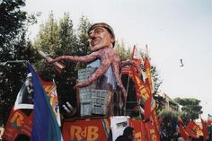 Anti war march on 15 February 2003 in Rome