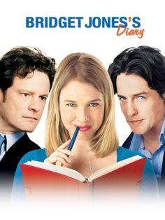 Bridget Jones's Diary starring Renee Zellweger, Coling Firth and Hugh Grant DVD. Bridget Jones's Diary starring Renee Zellweger, Coling Firth and Hugh Grant Bridget Jones 3, Bridget Jones's Diary 2001, Gemma Jones, Chick Flicks, Colin Firth, Love Movie, Movie Tv, Movie Sequels, Movie List