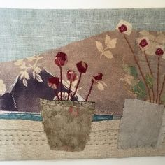 Winifred Nicholson is one of my favourite painters. I particularly love her windowscapes and sensitive still lives where pots, flowers and subtle use of colour and light form quiet compositions...