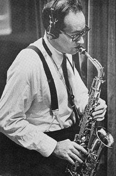 Paul Desmond 25/11/1924 – 30/05/1977  Alto saxophone
