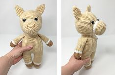 We share the latest free patterns with Amigurumi with you. In this article, amigurumi doll miku hatsune free crochet pattern is waiting for you. Crochet Horse, Crochet Fox, Crochet Animals, Crochet Dolls, Free Crochet, Poney Crochet, Half Double Crochet Decrease, Crochet Amigurumi Free Patterns, Fox Pattern