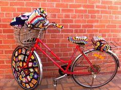 crochet bike ;-)