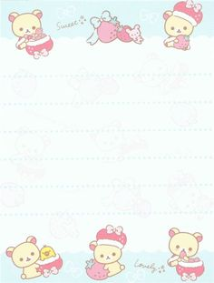 small memo pad from Japan with animals