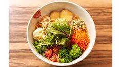 soranoiro vegan and vegetarian . Tokyo. Chiyoda ku. Not far from British consulate and new Otani