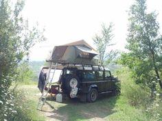 My Adventures: Abruzzen Italy ... Land Rover Defender
