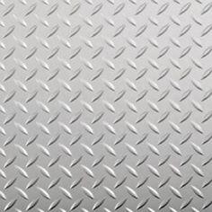 Wide Diamond Metallic Silver Vinyl Universal Flooring Your Choice - The Home Depot HDX 10 ft. Wide Diamond Metallic Silver Vinyl Universal Flooring Your Choice Length at The Home Depot - Mobile Vinyl Garage Flooring, Garage Floor Mats, Vinyl Sheet Flooring, Diy Flooring, G Floor, Metal Floor, Wood Garage Kits, Garage Ideas, Vinyl Floor Cleaners