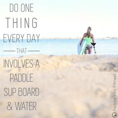 "You know the old saying.. ""Do one thing every day that [involves a paddle, SUP board, & water]"" For high-performance swimwear and sporty-chic outdoorsy fashion, head to prAna.com."