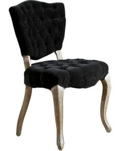 Home Loft Concept Yates Tufted Fabric Dining Chair NFN2269