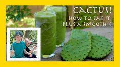 Cactus: How to Eat It, Plus a Recipe (Nopales)