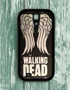 Dylan Dixon Wings Walking Dead Samsung Galaxy S4 Case
