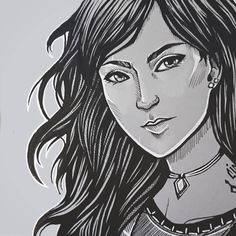 ink on mid-tone paper / character art Toned Paper, Tombow, Traditional Art, Character Art, My Arts, Ink, Drawings, Illustration, Instagram