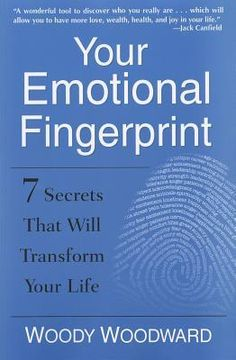 Your Emotional Fingerprint: 7 Secrets That Will Transform Your Life - Loved finding out why certain things make me so happy and why others just frustrate me. So simple to apply!