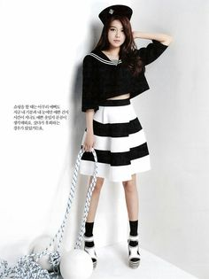 SooYoung || The Celebrity Magazine