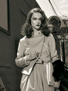 Stardust Publication: Vogue Italia September 2008 Model: Viktoriya Sasonkina Photographer: Steven Meisel Fashion Editor: Andrew Richardson Hair: Guido Palau Make Up: Pat McGrath PART I