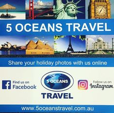 Looking for a holiday?? Look no further contact 5 Oceans travel https://ift.tt/2nlVVZN  #holidays hotels #resorts #luxury #luxtravel