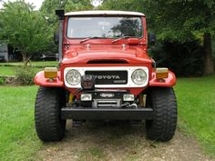 1983 Toyota Land Cruiser BJ42 - FJ40 Toyota Land Cruisers, Land Rovers and Classic Cars for Sale at C-A-R-S.COM
