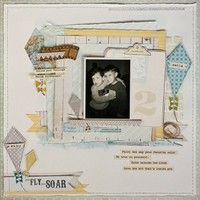 A Project by cgbittencourt from our Scrapbooking Gallery originally submitted 03/09/13 at 04:43 PM