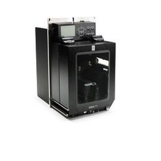 Zebra Technologies ZE50042-R010000Z Series ZE500-4 PAX Printer Engine, 203 dpi Resolution, Right Hand, RS-232 Serial, Parallel, USB 2.0, Internal net, 10/100 Ethernet, 120 VAC Powercord. Print methods: thermal transfer or direct thermal. Orientation: right-hand or left-hand. Industrial all-metal construction. Applicator interface. Trans missive and reflective media sensors.