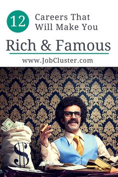 12 Careers that Will Make You a Millionaire  #millionaire #rich #JobCluster