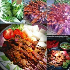 Resep Masakan nusantara: SATE