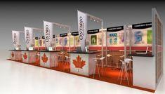 Ontario Pavilion by AVZ KENLAZ at Coroflot.com