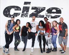 Cize is a Beachbody dance workout program with Shaun T of Hip Hop Abs and Insanity fame. I do not have the program but am a member of Beachbody OnDemand and I have been able to do a couple ...