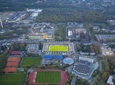 VfL Bochum aus der Luft