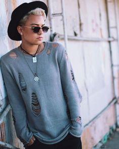 Marvelous genderfluid fashion outfits ideas 7
