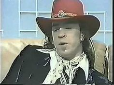 Stevie Ray Vaughan and Double Trouble - Interview 11/7/84