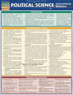 Political Science - International Relations Download this review guide and…