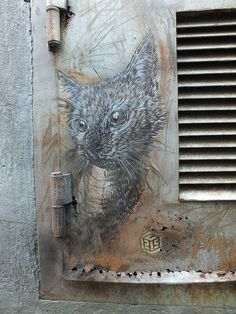 C215 - Oslo (NO) by C215, via Flickr