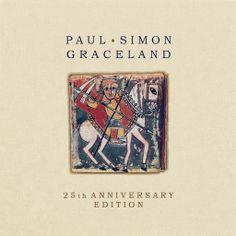 Paul Simon Graceland full album [Vinyl]