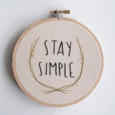 Stay Simple Kasnak Pano Zet.com'da 50 TL