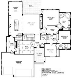 Love floor plan