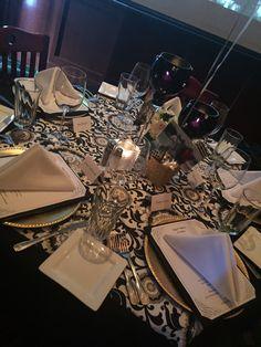 Anniversary Party held at Mickey Mantle's Steakhouse. Bricktown, Okahoma City, Oklahoma