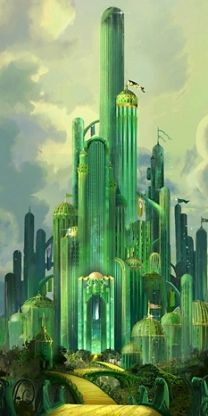 One short day in the Emerald City...