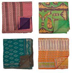 Sari Quilts by Niki Jones
