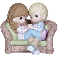 Absolutely the cutest thing.  Just The Two Of Us - Love - Figurines - Precious Moments