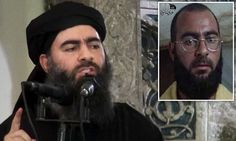Revealed: Brutal leader of ISIS was once a bespectacled SECRETARY working in an office admin department       Abu Bakr al-Baghdadi was captured by American soldiers in 2004 in Iraq     Official documents reveal his job was 'Administrative Work (Secretary)'     Held for 10 months...but then released as he was not considered a threat     He has now gone on to become one of the world's most wanted men