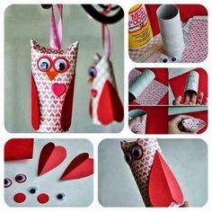 10 Ideas con rollos de papel higiénico   http://papelisimo.es/10-ideas-con-rollos-de-papel-higienico/