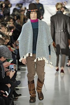 London Collections Richard James