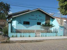 Salão do Reino das Testemunhas de Jeová em Murici, Alagoas, Brasil by StanleyWoody