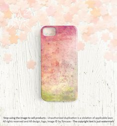 Watercolor iPhone 5 case  pink iPhone 4 case iPhone 4s by TonCase, $19.99. shippy like a stempe