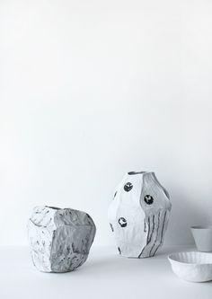 Paper Vases — July Adrichem