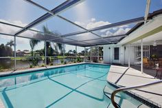 FINNIGAN'S KEYE heated pool/canal - vacation rental in Cape Coral, Florida. View more: #CapeCoralFloridaVacationRentals